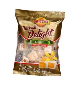 BAKTAT Lokum-Turkish Delight 12x200g