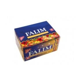 Falim chewing-gum au fruit 20x100 p.
