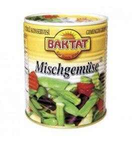 Légumes mélangés 12x850ml